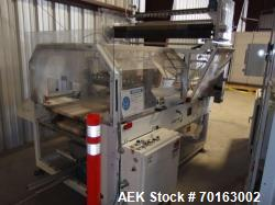 Used- Arpac Capro High Speed Flowwrapping System. Model 8000 LS