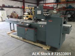 Used-Shanklin F4A. Continuous Motion Form Fill Seal