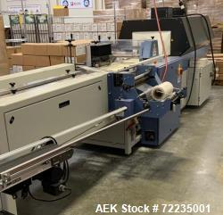 Used-Conflex RSW 140 Advantedge Rotary Horizontal Side Seal Shrink Wrapper