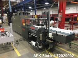 Used-Extreme Horizontal Side Sealer, Model Number AL 18-B, Serial Number S-400, Mfg 2012