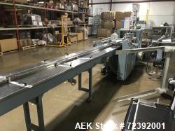Used- Shanklin Model HS1 Horizontal Shrink Wrapper