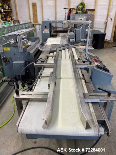 Used- Shanklin Model F-1 Horizontal Shrink Wrapper
