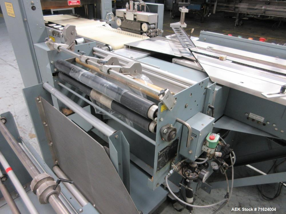 Used- Shanklin HS3 High Speed Automatic Horizontal Side Seal Shrink Wrapper