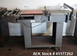 Used- Clamco Semi-Automatic L-Bar Sealer, Model 772-20