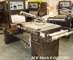 Used- Eastey Semi Automatic L-Bar Shrink Sealer, Model EM1622T