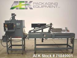 Used- Shanklin L Bar Sealer with T6 Tunnel. Model S24B