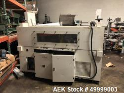 Used- Advantage Machinery Compressing Heat Tunnel, Model T-65H