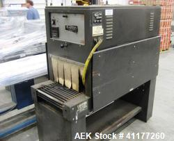 Used- Eastey Shrink Tunnel, Model ET1610-48