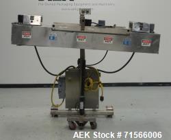 Used- PDC Model KRC123656 Neckband/Shrink Sleeve Electric Heat Tunnel