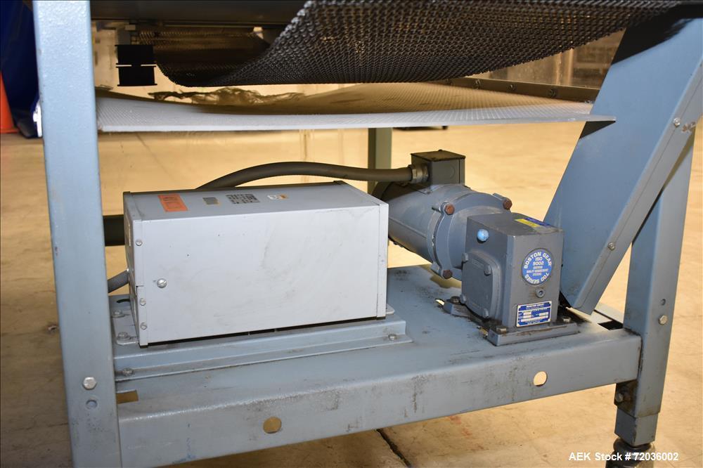 Used- Shanklin Model T-7H Shrink Tunnel
