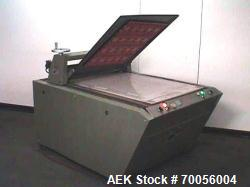 Used- Ampac Rotomatic Model 3340 Die Cutter.