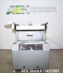 Used- Visual Packaging System CTIF 3036 Skin Packaging Machine.