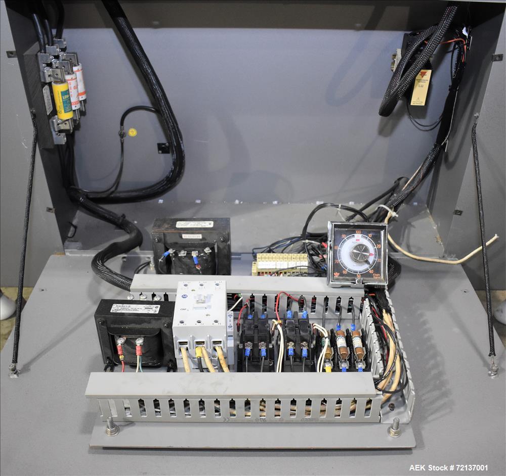 Used- Visual Packaging System CTIF 3036 Skin Packaging Machine.