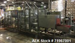 Used- EDL Offset Inline Automatic Wrapping System.