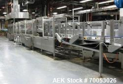 Used- Standard Knapp Continuum Tray Packer and Registered Film Shrink Wrapper