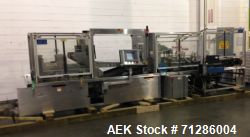 Used- Standard Knapp Continuum Tray Packer, Model: Continuum,