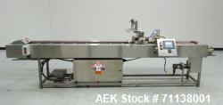 Used- Omniseal Machines Model IDX 279 Tray Sealer