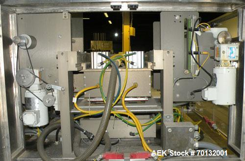 Used- Orics Industries Modified Atmosphere Packaging Rotary Tray Sealer