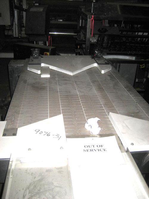 Used- FP Development Bi-Flow Conveyor