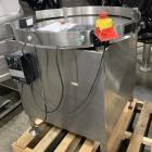 Used- Cleveland Equipment Stainless Steel Rotary Turntable