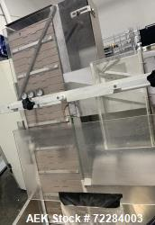 Used- Capmatic Bulk Bottle Unscrambler