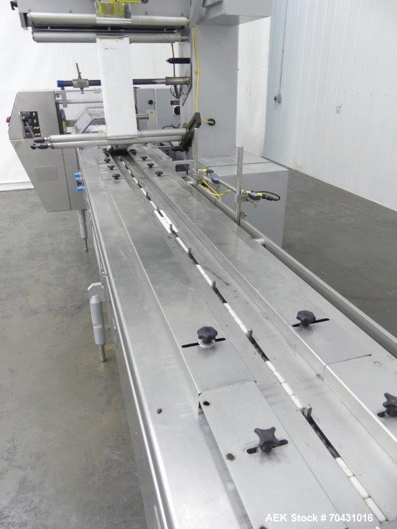 Used- Doboy 301 Linium Horizontal Flow Wrapper.