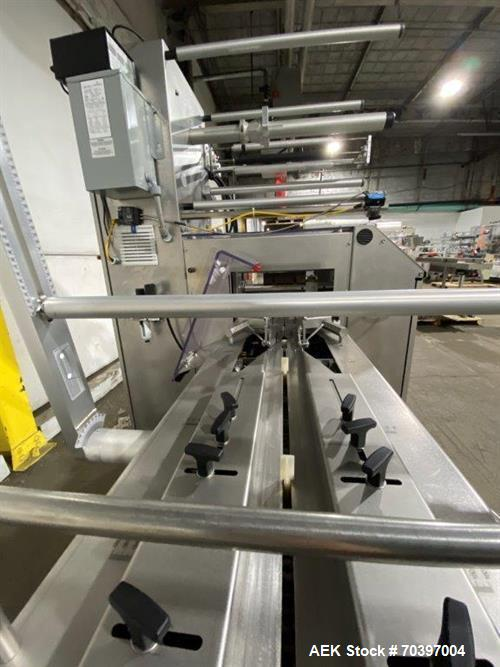 Used- Bosch Pack 102 Horizontal Flow Wrapper