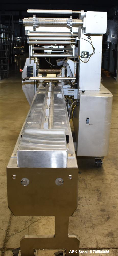 Used- Doboy Model Linium 301 Horizontal Flow Wrapper.