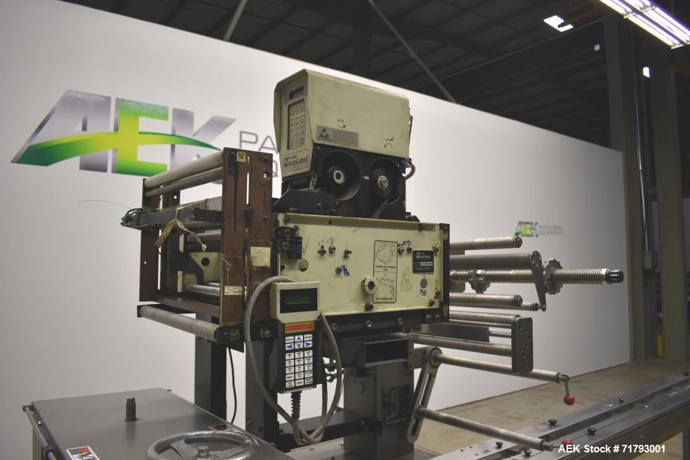 Used- Doboy Mustang IV Horizontal Wrapper.