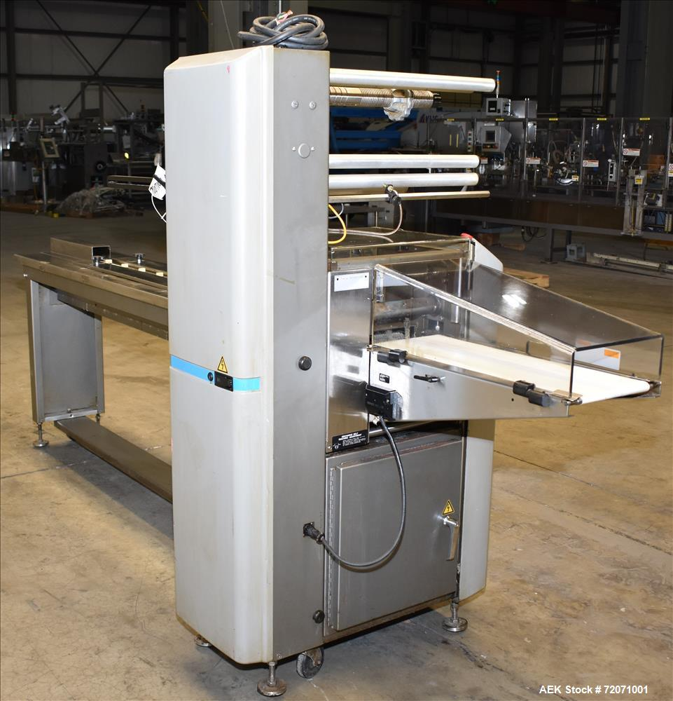 Used- Bosch / Doboy Stratus Horizontal Wrapper with Registration