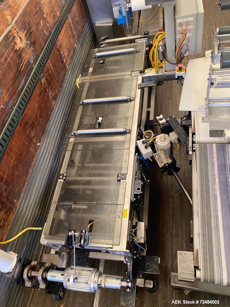 Used-Hayssen RT-1800 Gas Flush Horizontal Form Fill Seal Machine