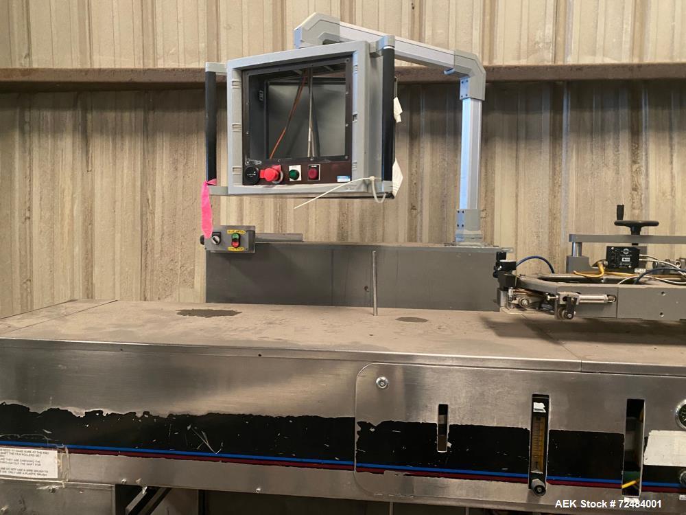 Used-Hayssen RT-1800MAP Gas Flush Horizontal Form Fill Seal Machine