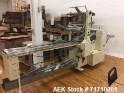 Used- Doboy Mustang Horizontal Wrapper