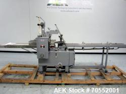 Used- Doboy Model Scotty II Horizontal Flow Wrapper