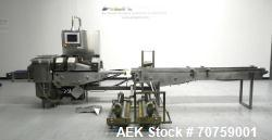 Used- George Gordon Accuwrap Inverted Seal Horizontal Servo Flow Wrapper