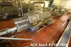 Used- Ilapak Delta 4000 LDR-3SSC Horizontal Flow Wrapper