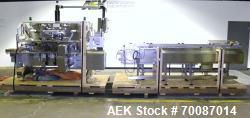 Used- Klockner Tevopharm Model Pack-2000 Flow Wrapper