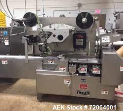 Used- Allpac Automatic Horizontal Fin Seal Wrapping Machine