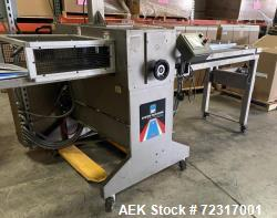 Used- System Packaging Model 900-18 HS Double Web Machine