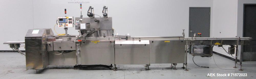 Used- Campbell Packaging / FMC WS20-II L H  Serie
