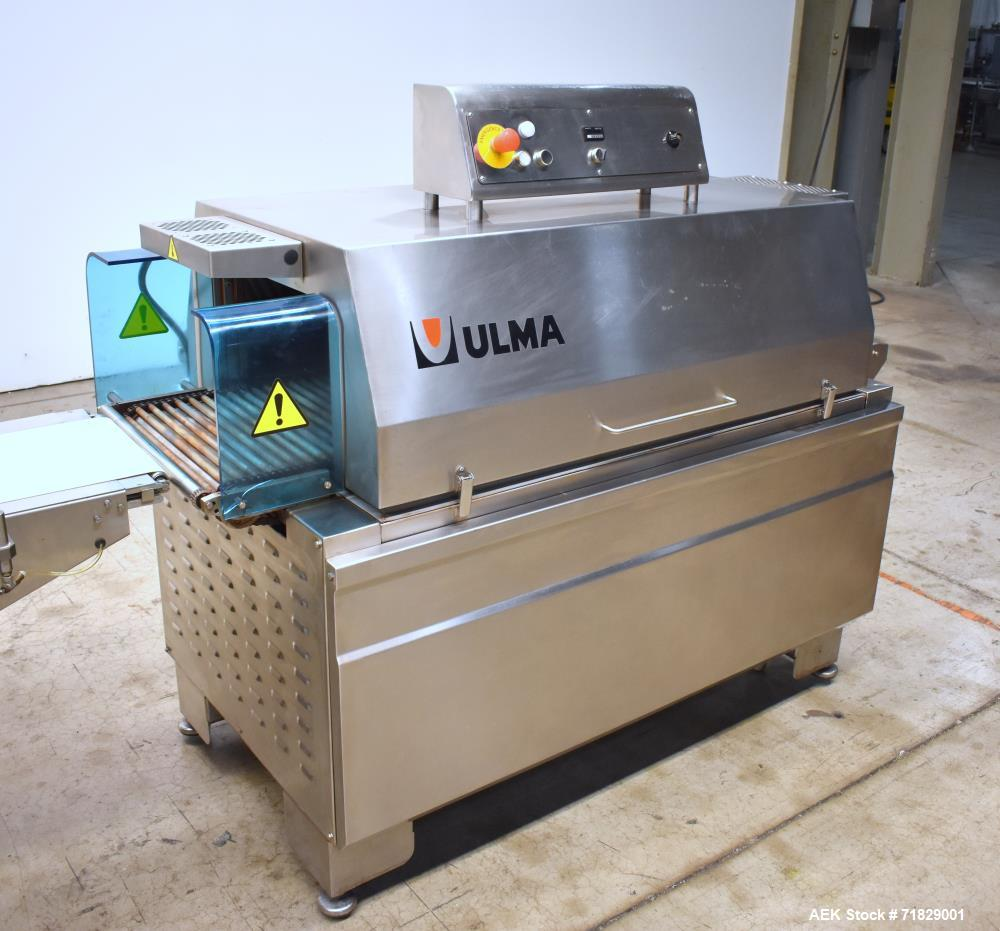Used- Ulma Model Artic BF Modified Atmospheric Packaging / MAP  Horizontal Tray