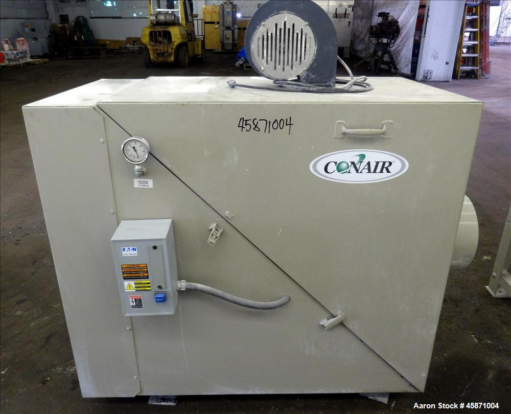 Used Conair Vacuum Loading System Consisting Of