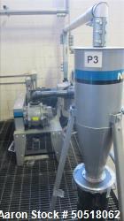Used-Novatec Vacuum Loader, Model VPDB-15, SN 59569-4004, 15HP Toshiba Motor, Year 2015, 460 Volt, 3 Phase, 60 Hz, 19.7 Amps