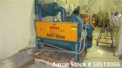 Used-Walton Stout vacuum loading system consisting of: (1) Roots blower, model 68U-RAI, serial# SR00048679. Driven by a 30hp...