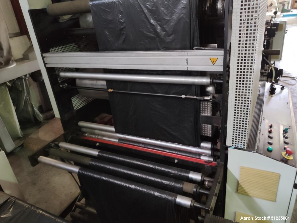 Used- Lemo Maschinenbau GmbH Film Bag Making Line