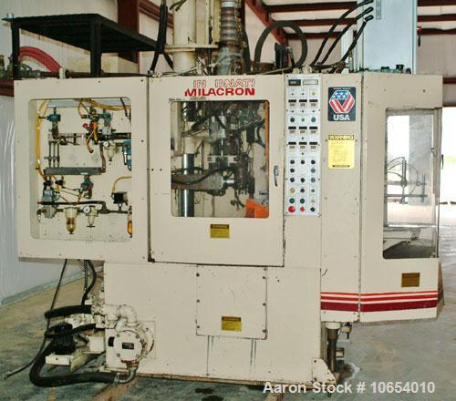 Used-Hayssen Blow Molding Machine, Model 6065