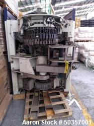 Used- Krones Contiform S-10 Blow Molding Machine