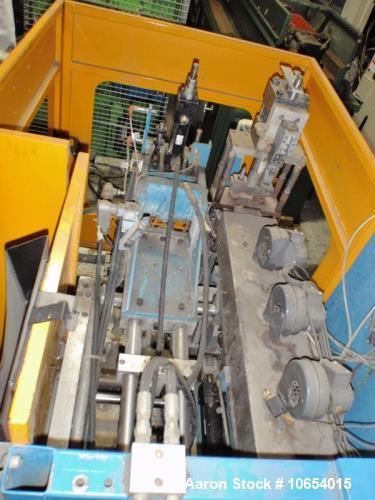 Used-Rocheleau Tool & Die Co. Inc. Model: CS1 Blow Molder