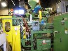 Used- Bekum Continuous Extrusion Blow Molder. Model -H121S