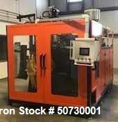 Used- Continuous Extrusion Blow Molding Line